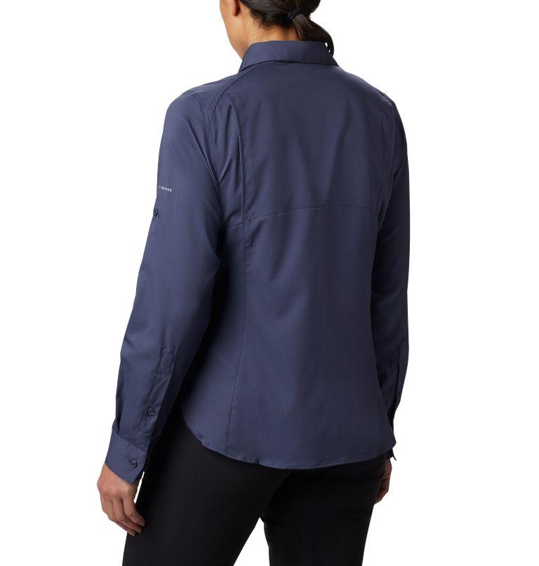 Silver Ridge™ Lite Long Sleeve Shirt | 466 | S Women's Silver Ridge™ Lite Long Sleeve, Nocturnal, back