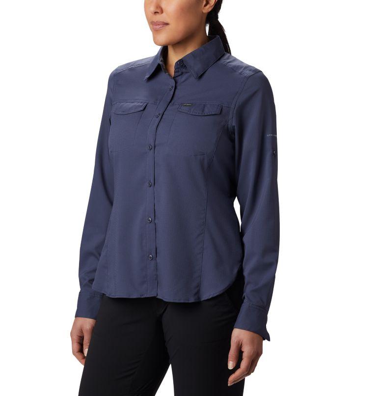 Silver Ridge™ Lite Long Sleeve Shirt | 466 | S Women's Silver Ridge™ Lite Long Sleeve, Nocturnal, front