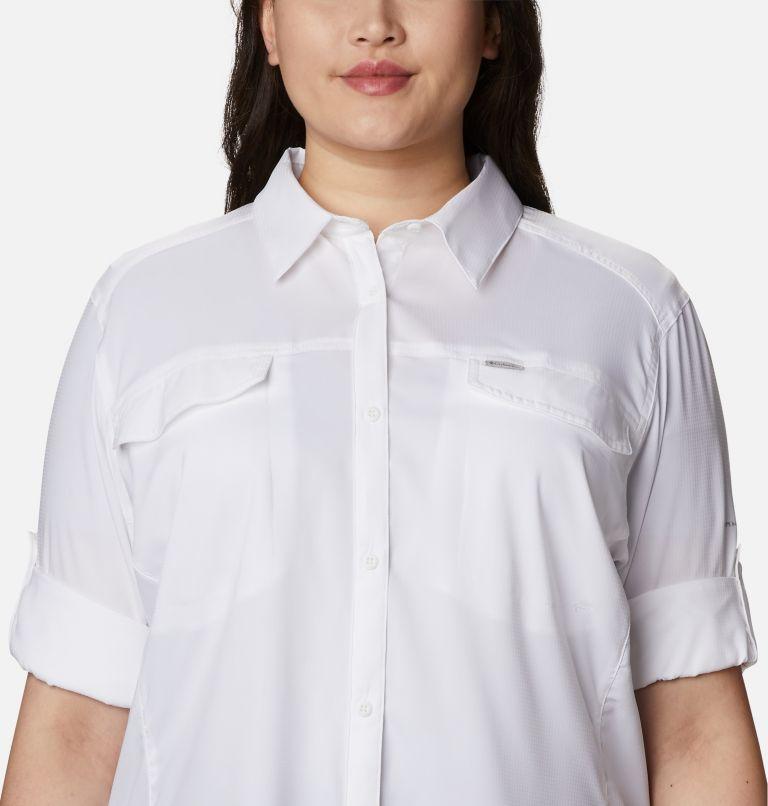 Women's Silver Ridge™ Lite Long Sleeve Shirt - Plus Size Women's Silver Ridge™ Lite Long Sleeve Shirt - Plus Size, a2