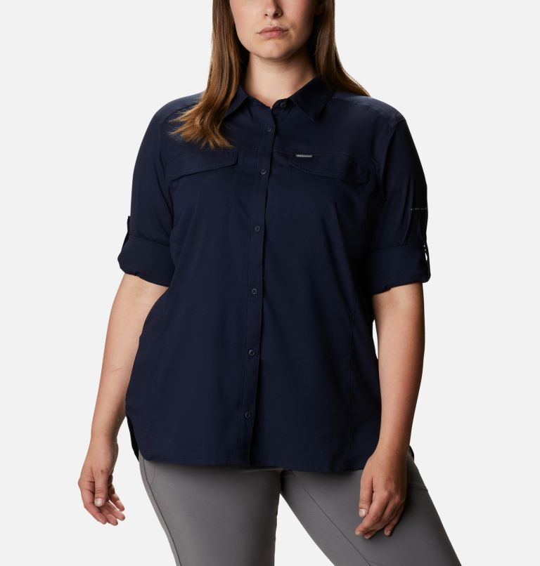 Women's Silver Ridge™ Lite Long Sleeve Shirt - Plus Size Women's Silver Ridge™ Lite Long Sleeve Shirt - Plus Size, a5