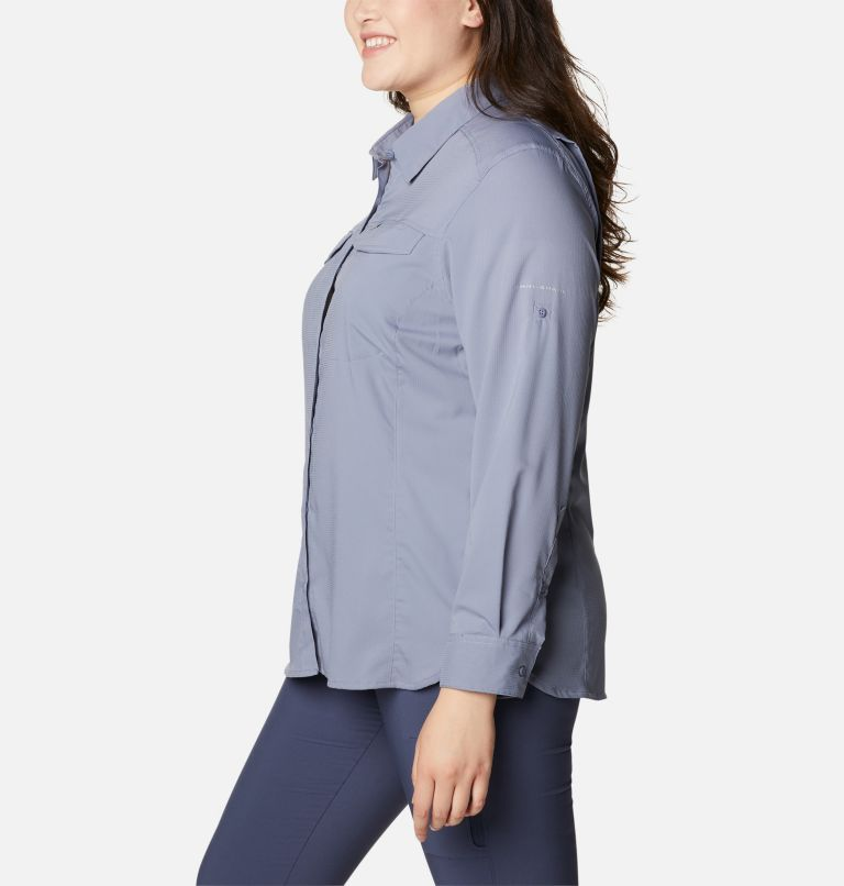 Women's Silver Ridge™ Lite Long Sleeve Shirt - Plus Size Women's Silver Ridge™ Lite Long Sleeve Shirt - Plus Size, a1