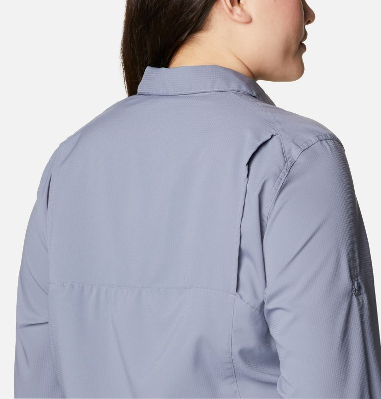 Women's Silver Ridge™ Lite Long Sleeve Shirt - Plus Size Women's Silver Ridge™ Lite Long Sleeve Shirt - Plus Size, a3
