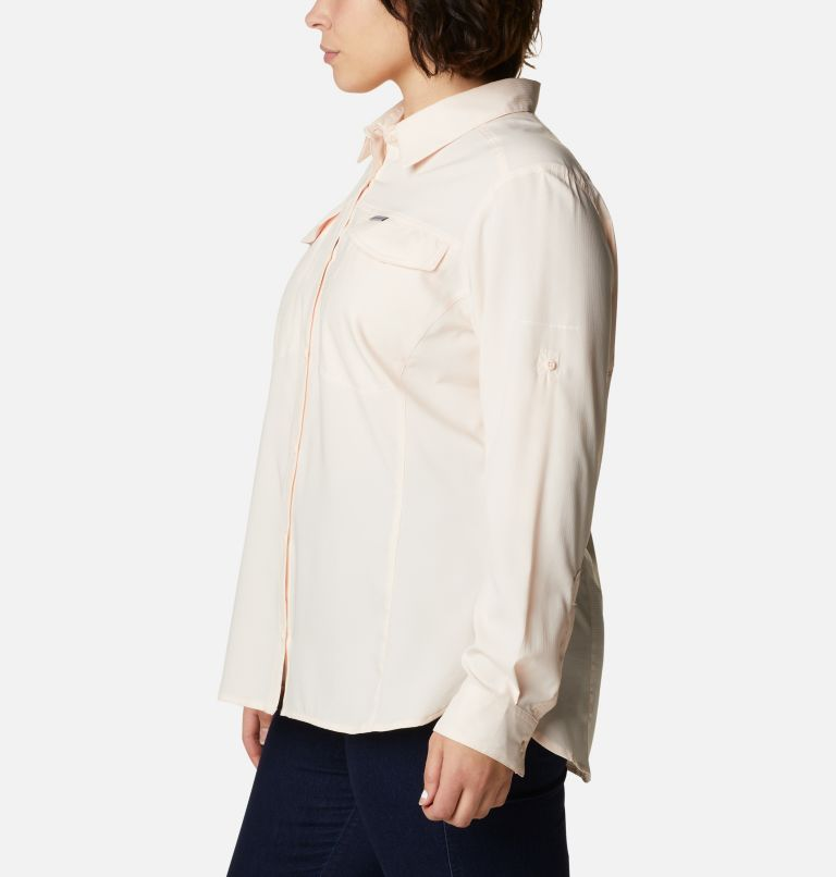 Women's Silver Ridge™ Lite Long Sleeve Shirt - Plus Size Women's Silver Ridge™ Lite Long Sleeve Shirt - Plus Size, a1