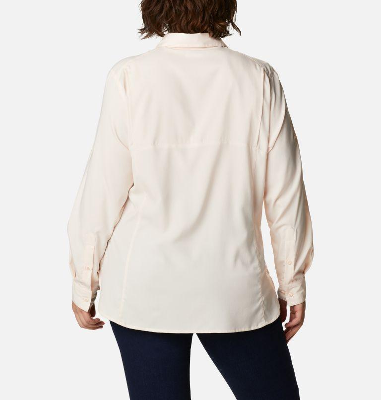 Women's Silver Ridge™ Lite Long Sleeve Shirt - Plus Size Women's Silver Ridge™ Lite Long Sleeve Shirt - Plus Size, back