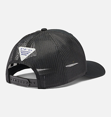 PFG Mesh Snap Back™ Ball Cap PFG Mesh Snap Back™ Ball Cap | 374 | O/S, Black, Hook, back