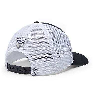 PFG Mesh Snap Back™ Ball Cap PFG Mesh Snap Back™ Ball Cap | 480 | O/S, Black, Canada Flag, back