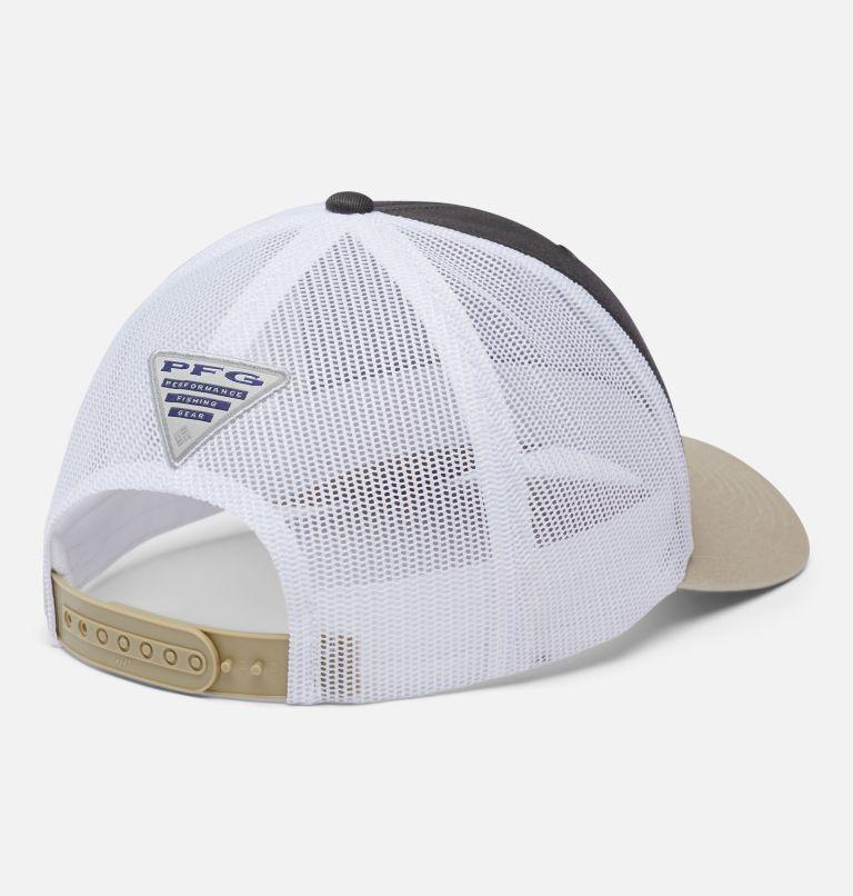 PFG Mesh Snap Back™ Ball Cap | 326 | O/S PFG Mesh Snap Back™ Ball Cap, Alpine Tundra, Fossil, Bass, back