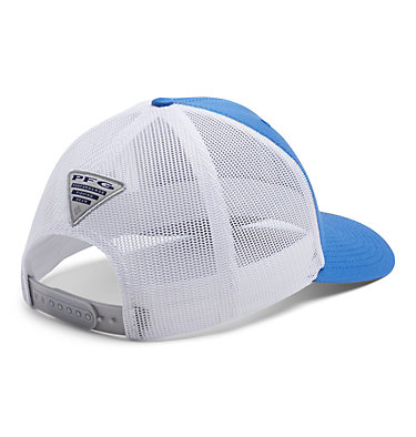 PFG Mesh Snap Back™ Ball Cap PFG Mesh Snap Back™ Ball Cap | 374 | O/S, Vivid Blue, Marlin, back