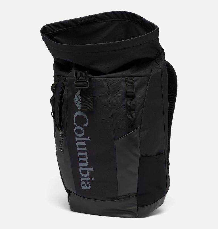 Convey™ 25L Rolltop Daypack | 011 | O/S Unisex Convey 25 Liter Rolltop Daypack, Black, Black, a1