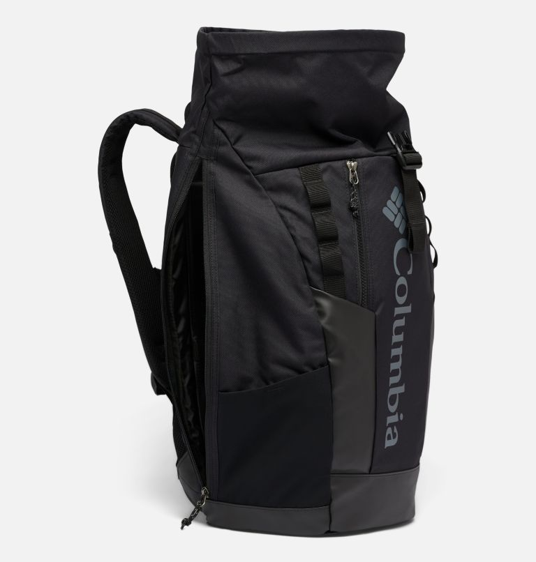 Convey™ 25L Rolltop Daypack | 011 | O/S Unisex Convey 25 Liter Rolltop Daypack, Black, Black, a2