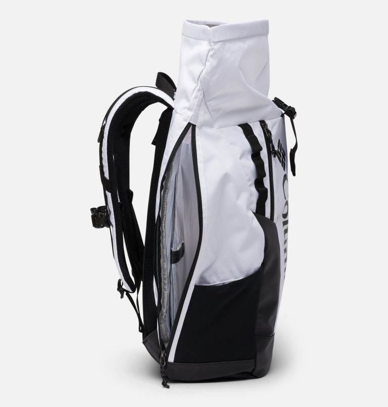 Convey™ 25L Rolltop Daypack | 100 | O/S Unisex Convey 25 Liter Rolltop Daypack, White, a1