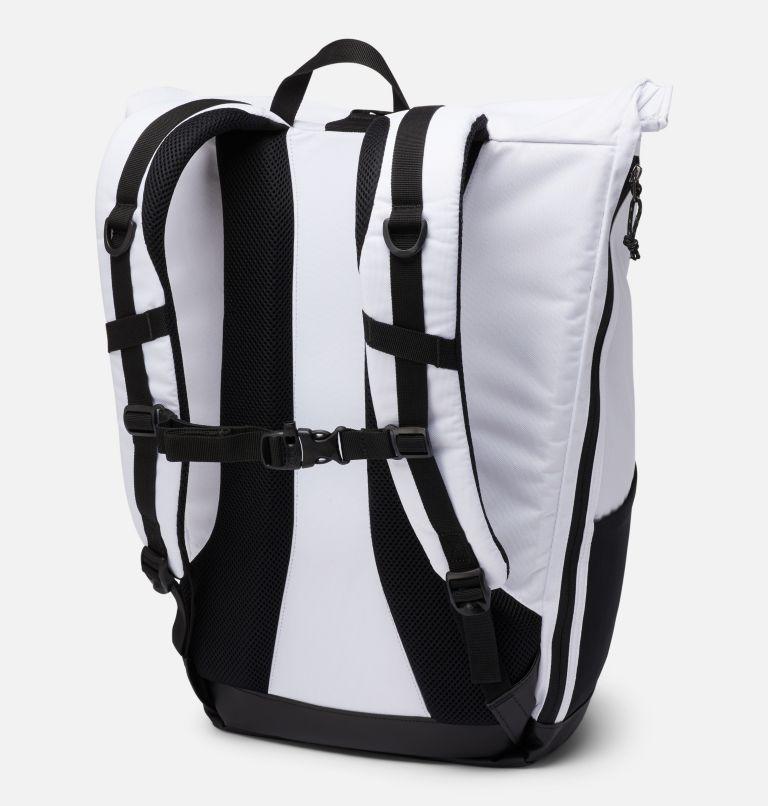 Convey™ 25L Rolltop Daypack   100   O/S Sac À Dos Avec Fermeture Par Enroulement 25 Litres Convey Unisexe, White, back