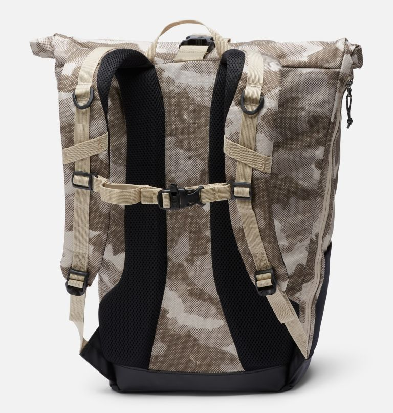 Convey™ 25L Rolltop Daypack   271   O/S Convey™ 25L Rolltop Daypack, Ancient Fossil Spotted Camo, back