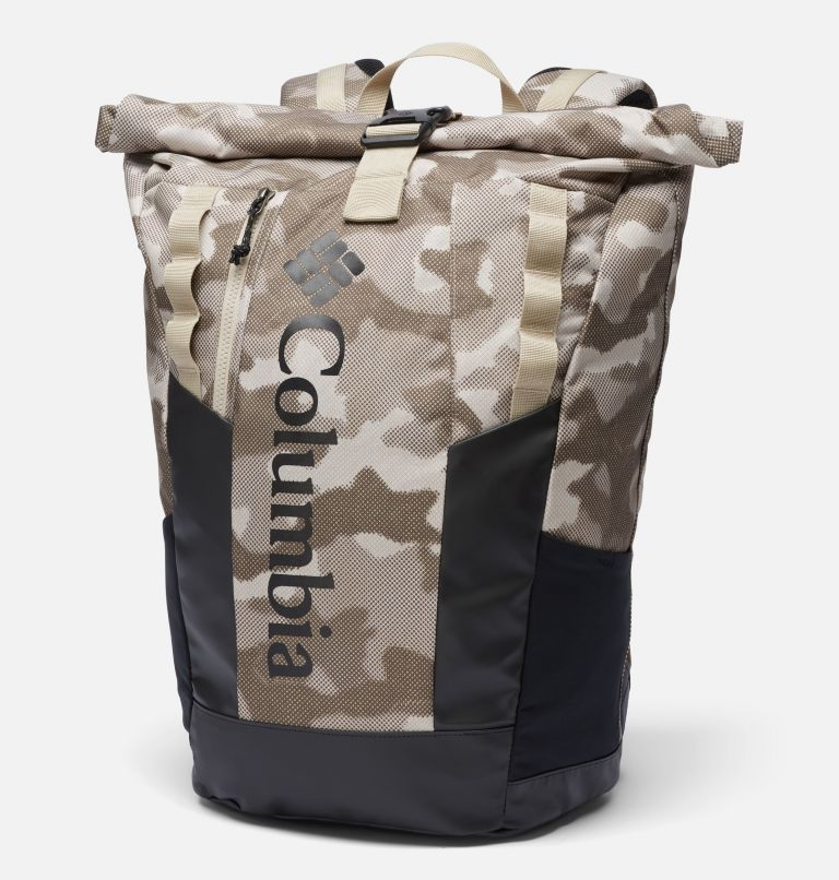 Convey™ 25L Rolltop Daypack   271   O/S Convey™ 25L Rolltop Daypack, Ancient Fossil Spotted Camo, front