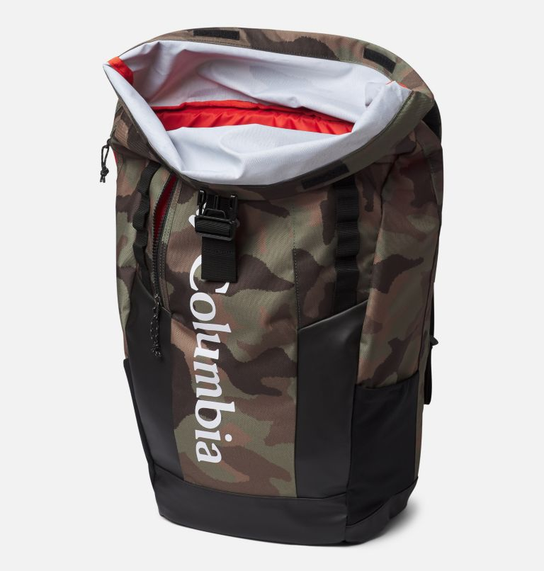 Convey™ 25L Rolltop Daypack | 316 | O/S Unisex Convey 25 Liter Rolltop Daypack, Cypress, a1