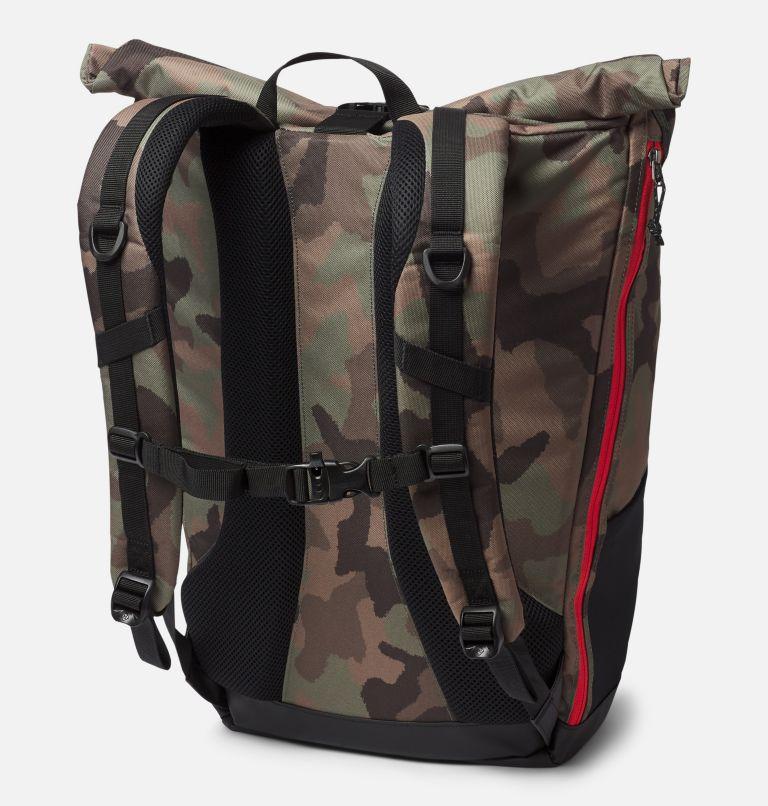 Convey™ 25L Rolltop Daypack | 316 | O/S Unisex Convey 25L Rolltop-Rucksack, Cypress, back