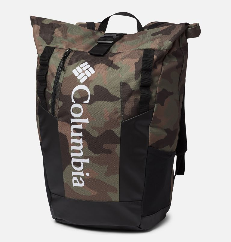 Convey™ 25L Rolltop Daypack | 316 | O/S Unisex Convey 25 Liter Rolltop Daypack, Cypress, front