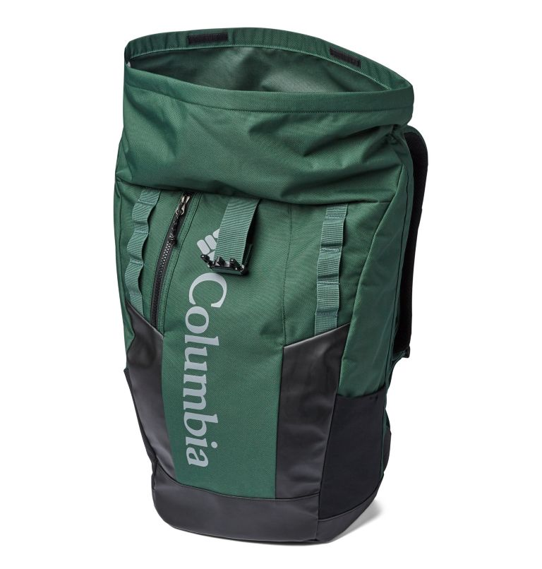 Convey™ 25L Rolltop Daypack | 375 | O/S Unisex Convey 25 Liter Rolltop Daypack, Rain Forest, a1
