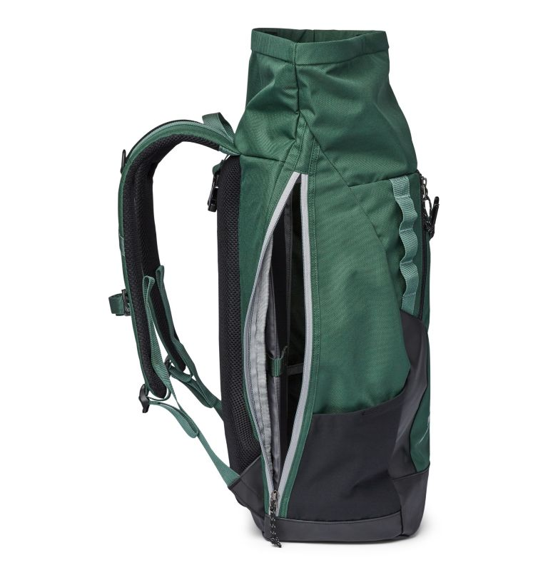 Convey™ 25L Rolltop Daypack | 375 | O/S Unisex Convey 25 Liter Rolltop Daypack, Rain Forest, a2