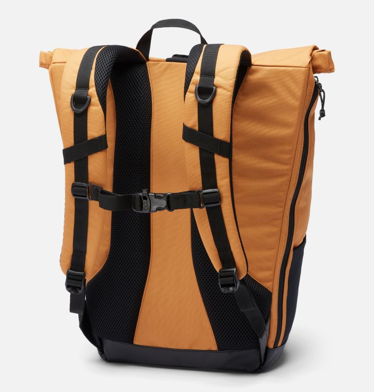 Convey™ 25L Rolltop Daypack | 743 | O/S Convey™ 25L Rolltop Daypack, Canyon Sun, back