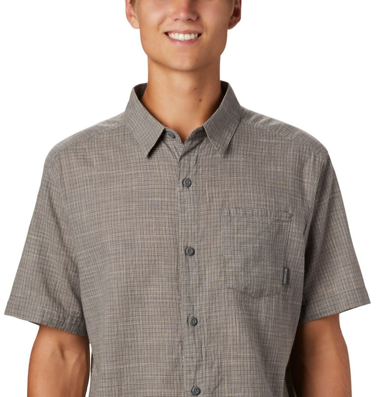 Men's Under Exposure™ Yarn-Dye Short Sleeve Shirt Men's Under Exposure™ Yarn-Dye Short Sleeve Shirt, a2