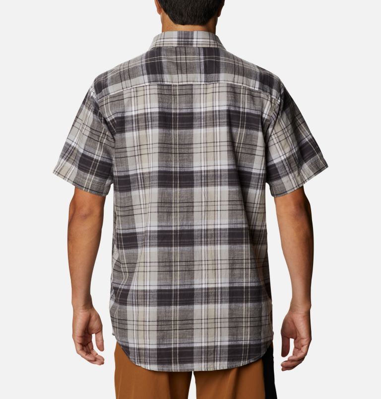 Men's Under Exposure™ Yarn-Dye Short Sleeve Shirt Men's Under Exposure™ Yarn-Dye Short Sleeve Shirt, back