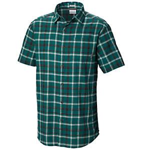 Men's Under Exposure™ Yarn-Dye Short Sleeve Shirt