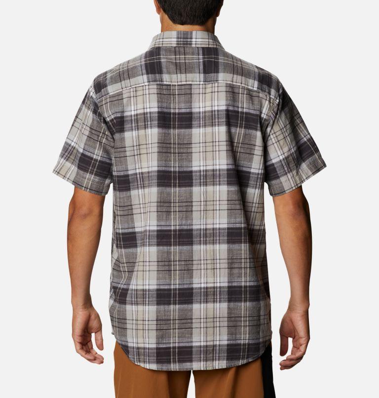Men's Under Exposure™ Yarn Dye Short Sleeve Shirt – Big Men's Under Exposure™ Yarn Dye Short Sleeve Shirt – Big, back
