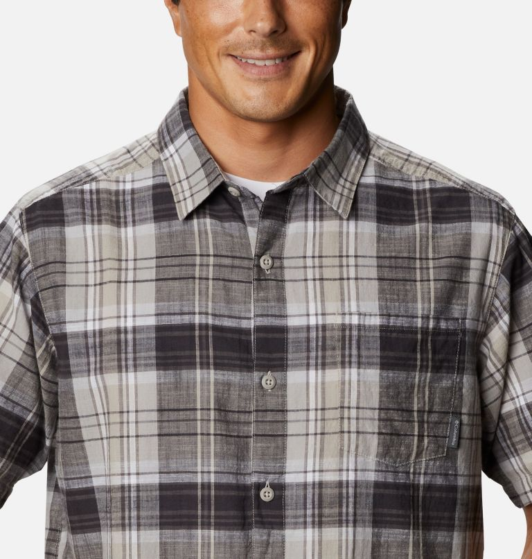 Men's Under Exposure™ Yarn Dye Short Sleeve Shirt – Tall Men's Under Exposure™ Yarn Dye Short Sleeve Shirt – Tall, a2