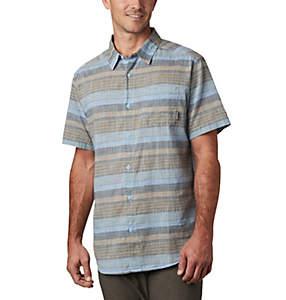 Men's Under Exposure™ Yarn Dye Short Sleeve Shirt – Tall