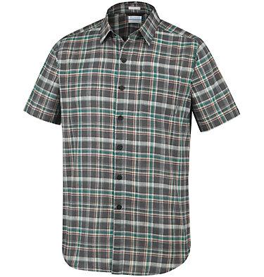 Under Exposure™ YD kurzärmliges Hemd für Herren Under Exposure™ YD Short Sleev | 440 | S, Shark Plaid, front