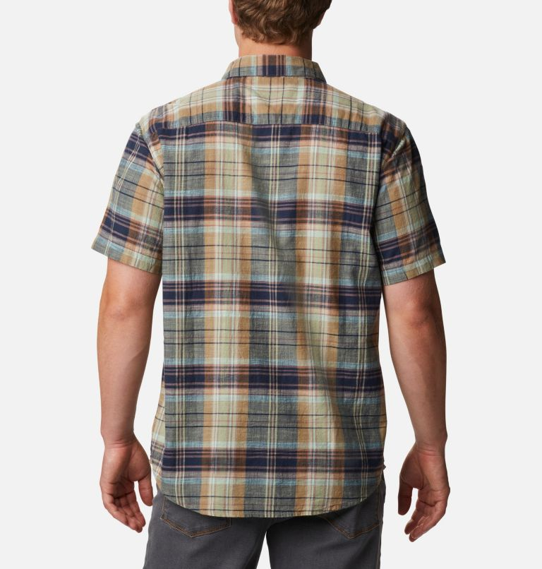 Men's Under Exposure™ YD Short Sleeve Shirt Men's Under Exposure™ YD Short Sleeve Shirt, back
