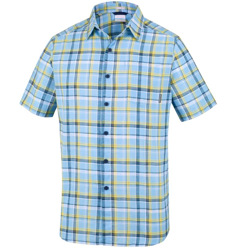Chemise Manches Courtes Under Exposure™ YD Homme Chemise Manches Courtes Under Exposure™ YD Homme, front
