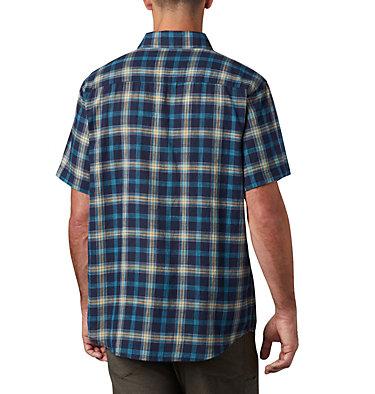 Under Exposure™ YD kurzärmliges Hemd für Herren Under Exposure™ YD Short Sleev | 440 | S, Bright Gold Tartan Plaid, back