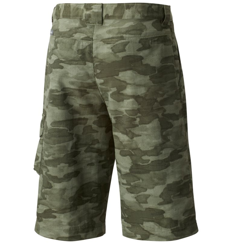 Boys' Silver Ridge™ Printed Short Boys' Silver Ridge™ Printed Short, back