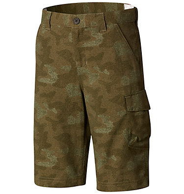 Boys' Silver Ridge™ Printed Shorts , front