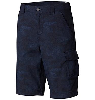 Boys' Silver Ridge™ Printed Shorts Silver Ridge™ Printed Short | 319 | S, Collegiate Navy Multi Camo, front