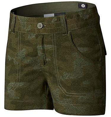 Girls' Silver Ridge™ Printed Shorts , front