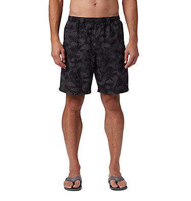 Men's PFG Super Backcast™ Water Shorts Super Backcast™ Water Short   359   S, Black Inside Out Camo, front