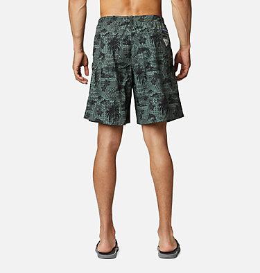 Men's PFG Super Backcast™ Water Shorts Super Backcast™ Water Short   359   S, Pond Polynesian Print, back