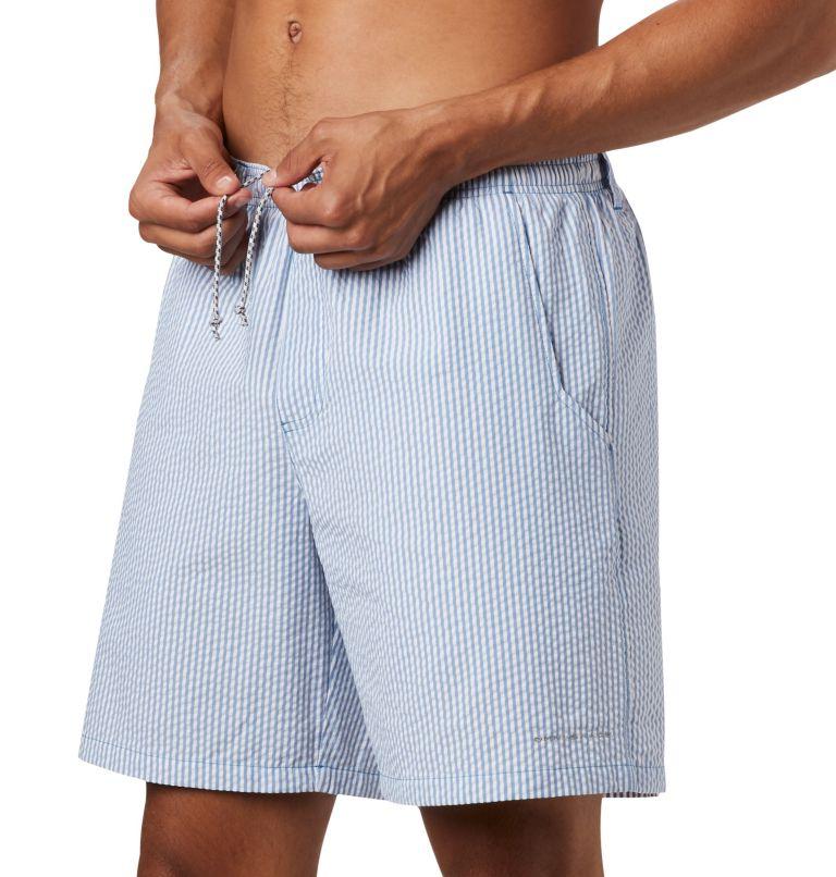 Super Backcast™ Water Short | 440 | XL Men's PFG Super Backcast™ Water Shorts, Dark Pool Seersucker, a1