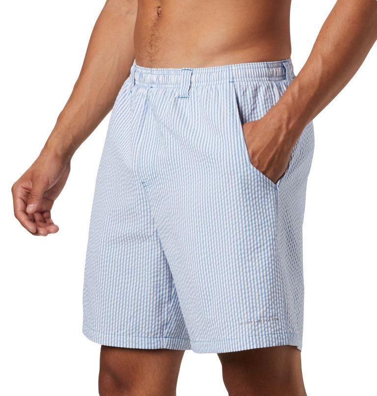 Super Backcast™ Water Short | 440 | XL Men's PFG Super Backcast™ Water Shorts, Dark Pool Seersucker, a2