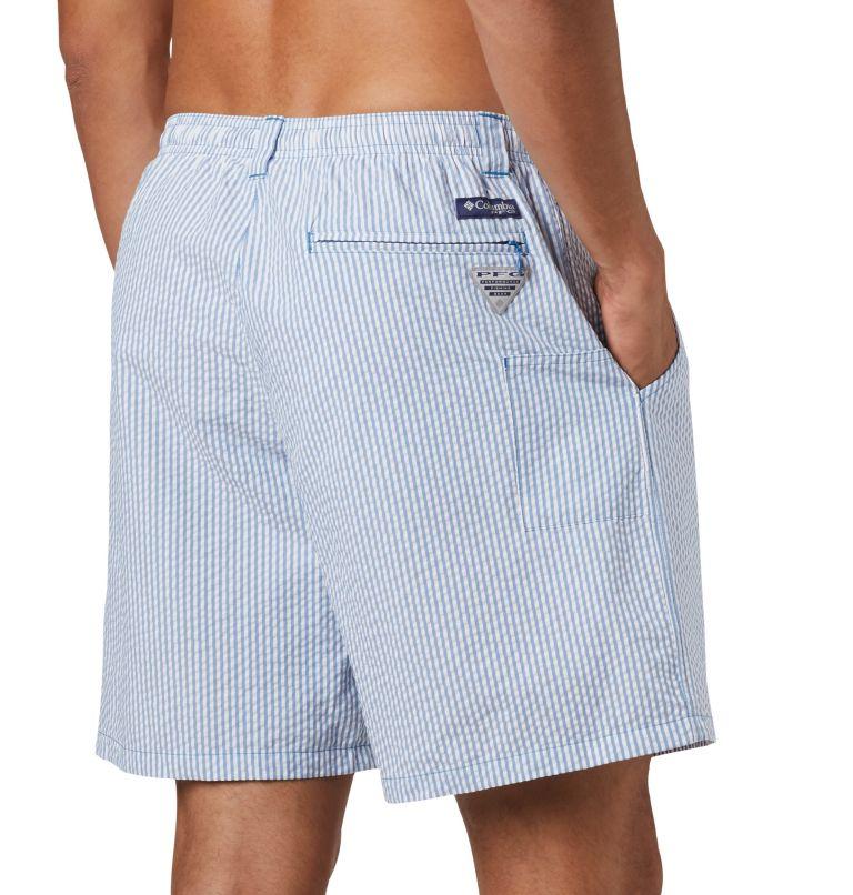 Super Backcast™ Water Short | 440 | XL Men's PFG Super Backcast™ Water Shorts, Dark Pool Seersucker, a3