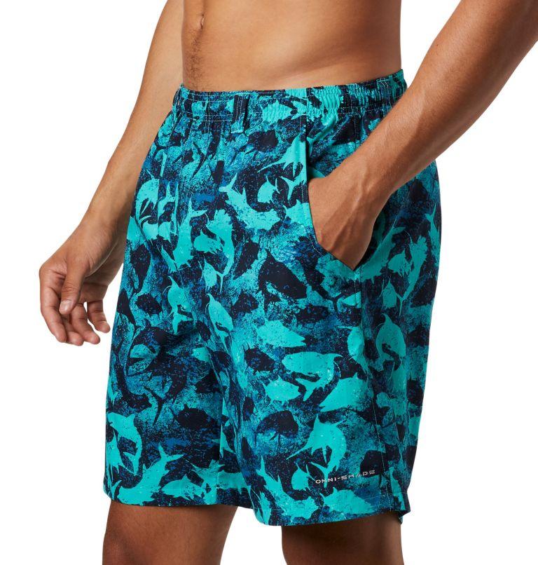 Super Backcast™ Water Short   454   XXL Men's PFG Super Backcast™ Water Shorts, Bright Aqua Inside Out Camo, a2