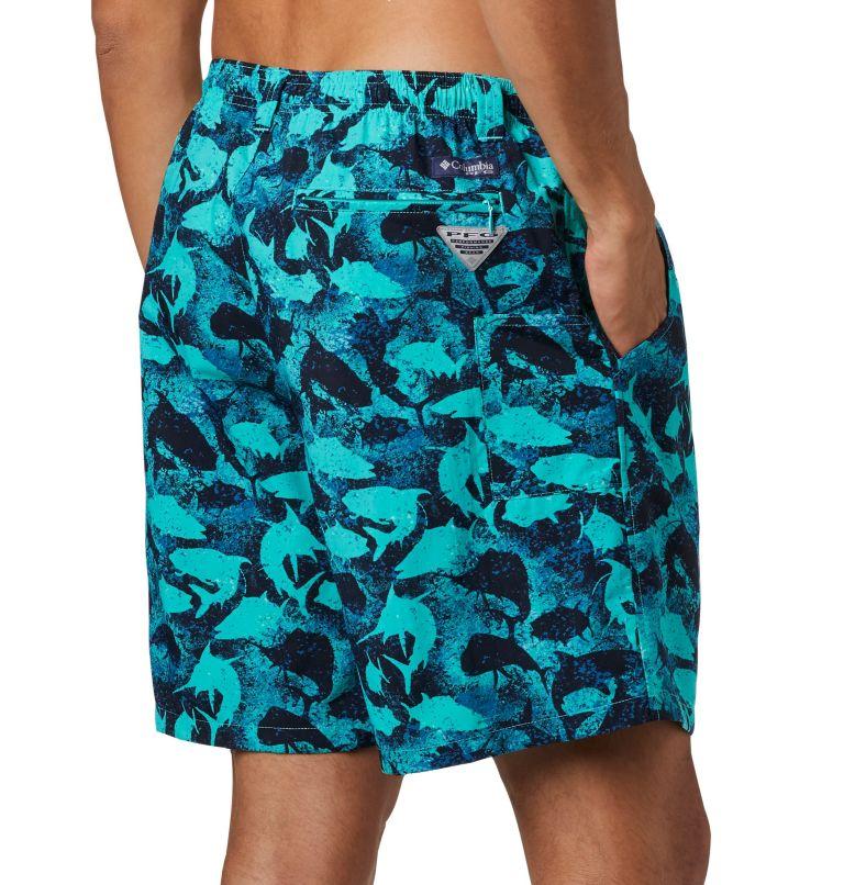 Super Backcast™ Water Short   454   XXL Men's PFG Super Backcast™ Water Shorts, Bright Aqua Inside Out Camo, a3