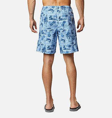 Men's PFG Super Backcast™ Water Shorts Super Backcast™ Water Short   359   S, Skyler Polynesian Print, back