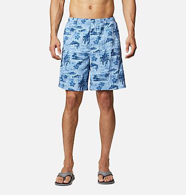 Men's PFG Super Backcast™ Water Shorts Super Backcast™ Water Short   359   S, Skyler Polynesian Print, front