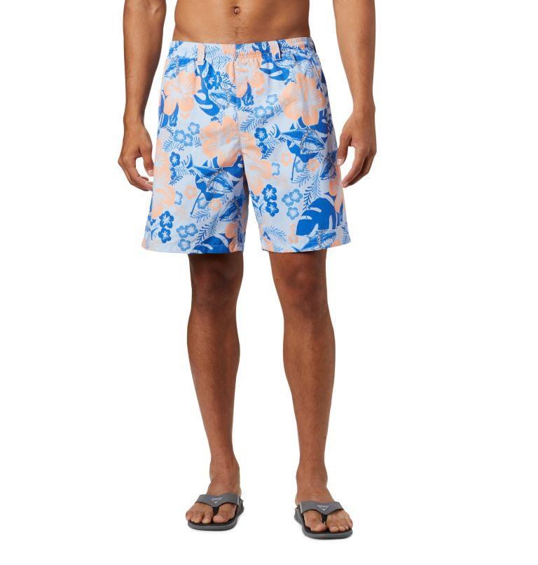 Super Backcast™ Water Short   486   XL Men's PFG Super Backcast™ Water Shorts, Sail Katuna Vibes Print, front