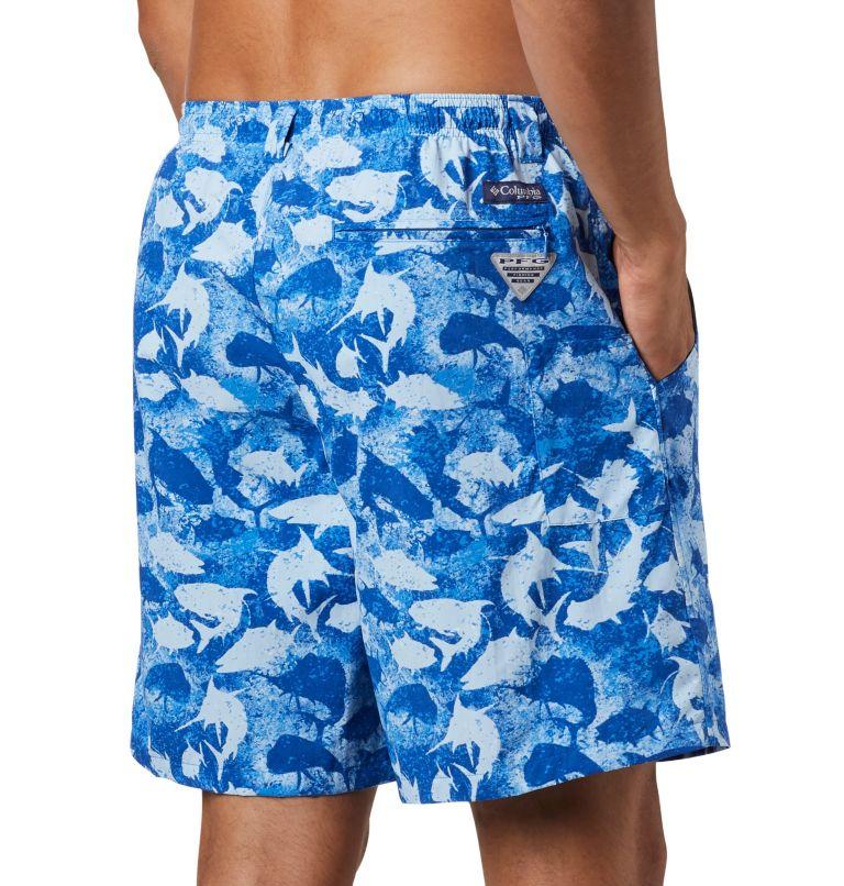 Super Backcast™ Water Short | 492 | XL Men's PFG Super Backcast™ Water Shorts, Vivid Blue Inside Out Camo, a3