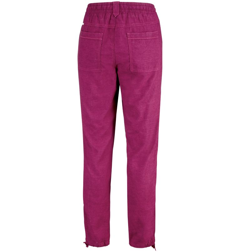 Summer Time™ Pant | 550 | XS Pantalon Summer Time™ Femme, Wine Berry, back